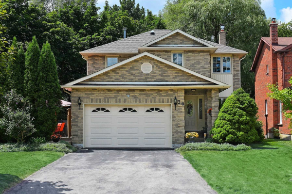 36 Eleanor Circ, Richmond Hill