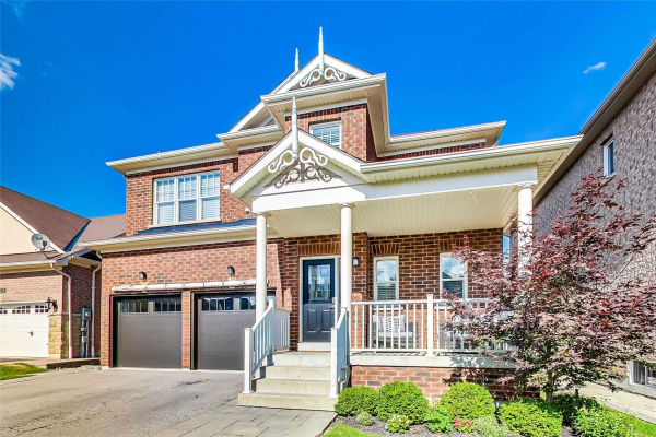 43 Bartsview Circ, Whitchurch-Stouffville