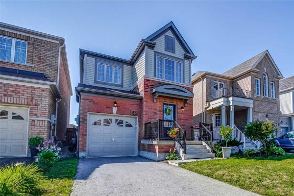 53 Liberty Cres, Bradford West Gwillimbury