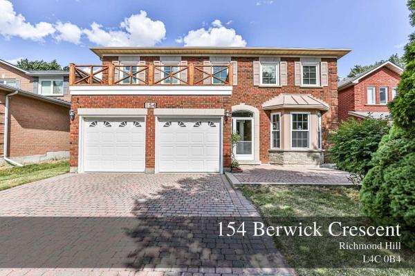 154 Berwick Cres, Richmond Hill