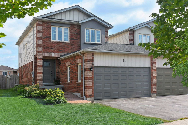 64 Noble Dr, Bradford West Gwillimbury