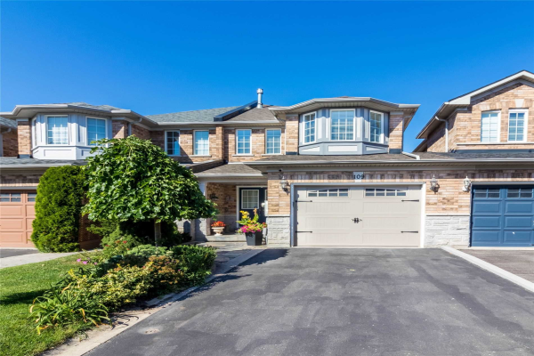 109 Foxfield Cres, Vaughan