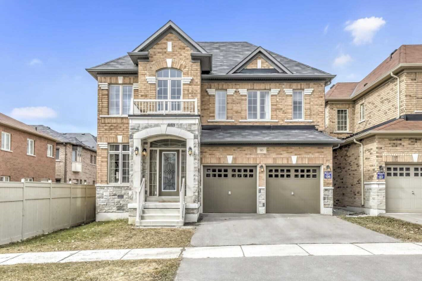 86 William Bartlett Dr, Markham