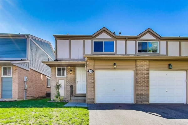 21 New Port Way, Markham
