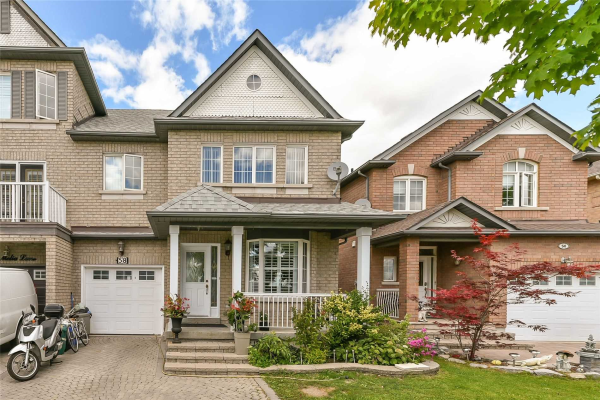 58 Melia Lane, Vaughan