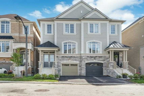 23 Kingsville Lane, Richmond Hill