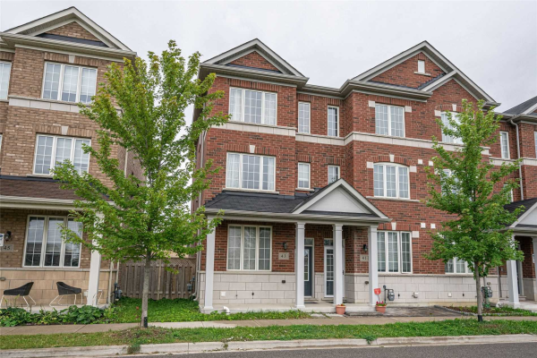 43 Red Brick Rd, Markham