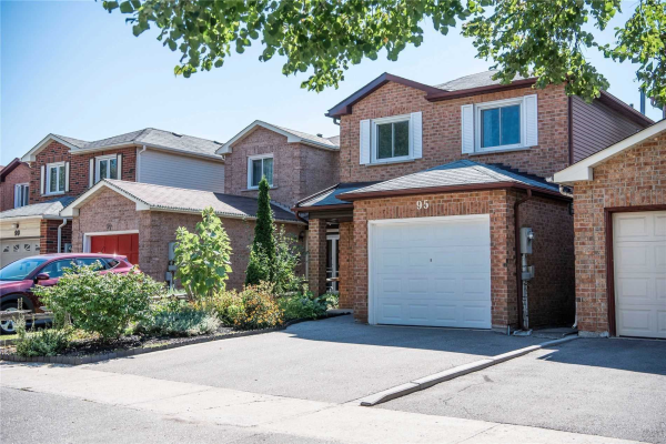 95 Swinton Cres, Vaughan