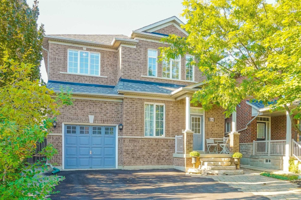 84 Queensbridge Dr, Vaughan