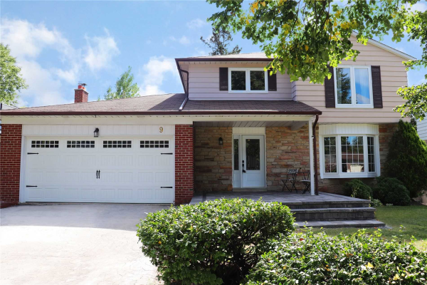 9 Pringle Ave, Markham