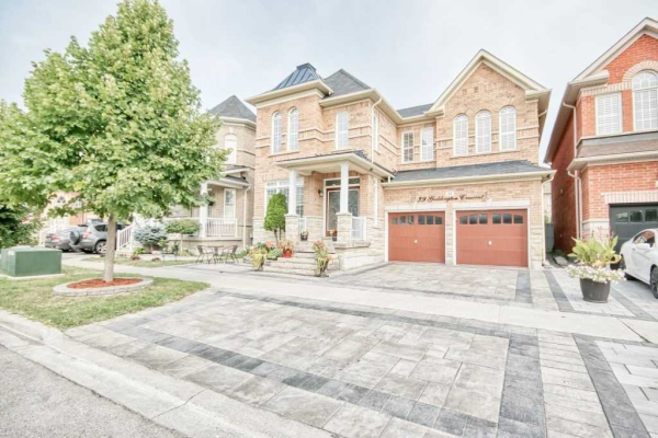 39 Geddington Cres, Markham