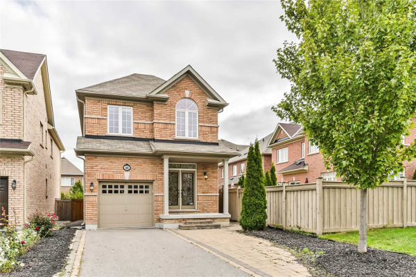 88 White Spruce Cres, Vaughan