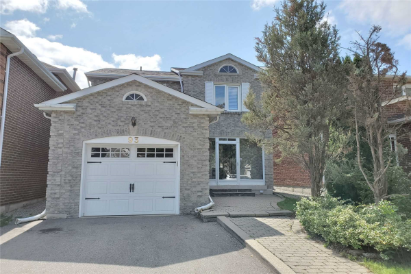93 Glenmanor Way, Vaughan
