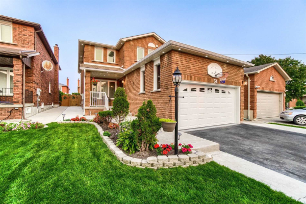 34 Lamp Cres, Vaughan