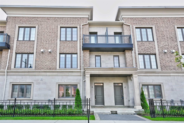 4 Mildred Temple Way, Markham