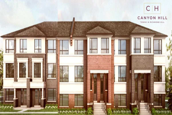 Lot 94 Canyon Hill Ave, Richmond Hill