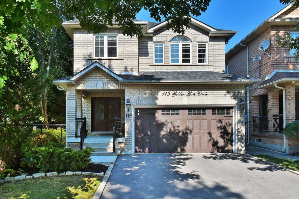 119 Golden Gate Circ, Vaughan