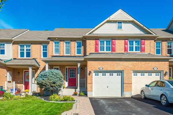 45 Dougherty Cres, Whitchurch-Stouffville