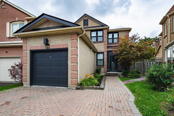 77 Gailcrest Circ, Vaughan