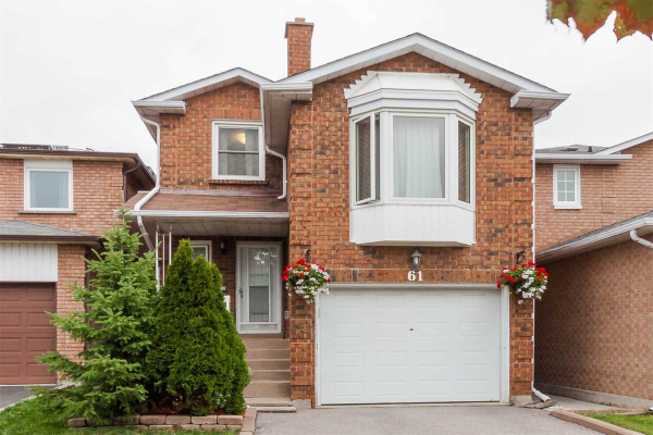 61 White Blvd, Vaughan