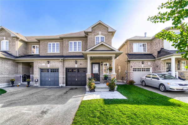 72 Daws Hare Cres, Whitchurch-Stouffville