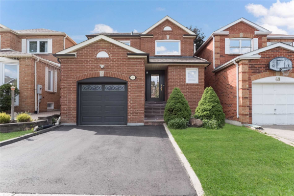 65 Winding Lane, Vaughan