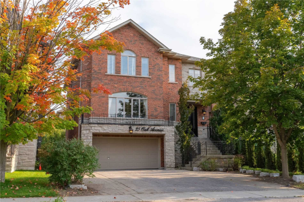 25 Oak Ave, Richmond Hill