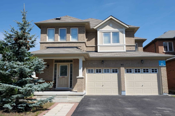 41 Overhold Cres, Richmond Hill
