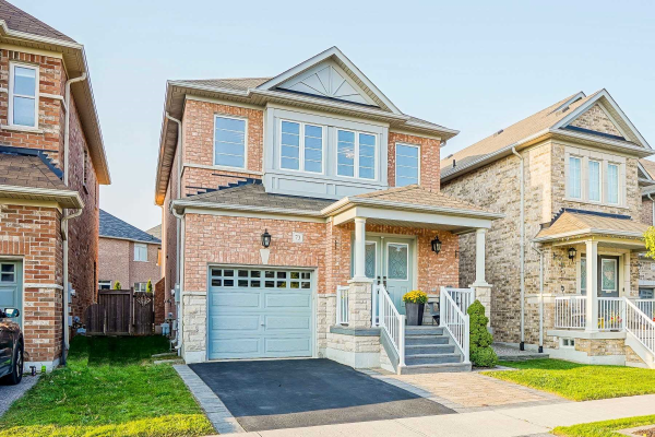 73 Daws Hare Cres, Whitchurch-Stouffville