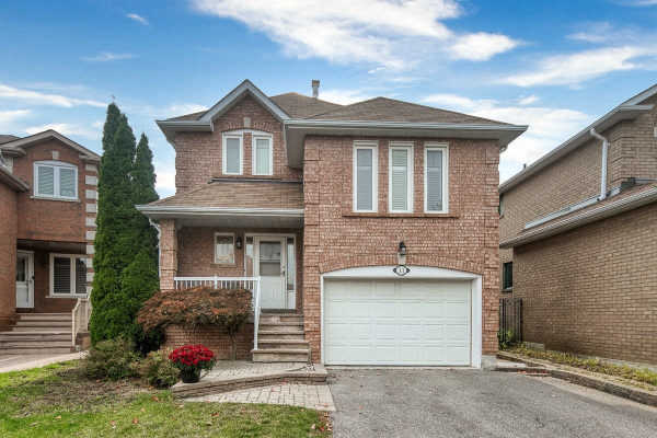11 Springer Dr, Richmond Hill