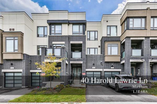 40 Harold Lawrie Lane, Markham