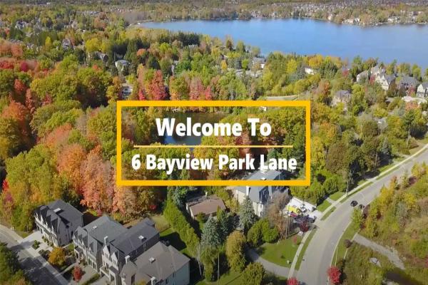 6 Bayview Park Lane, Richmond Hill