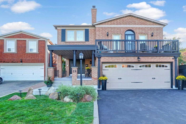 15 Donisi Ave, Vaughan