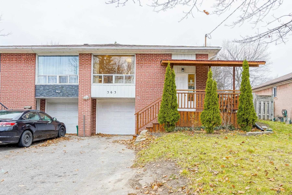 363 Taylor Mills Dr S, Richmond Hill