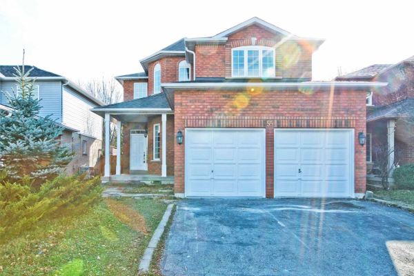 55 Canoe Crt, Richmond Hill