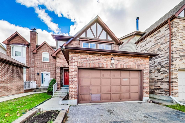 63 Esther Cres, Vaughan