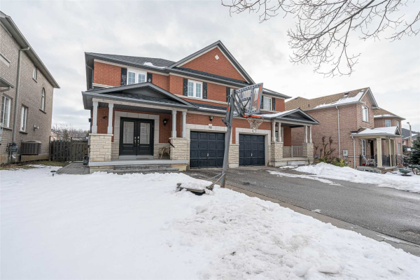 63 Foxfield Cres, Vaughan