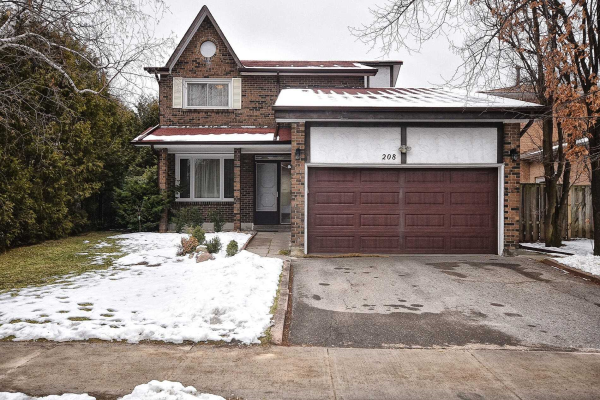 208 Willowbrook Rd, Markham