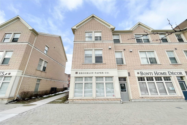 22 Cathedral High St, Markham