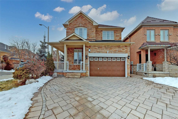 2 Marrone St, Vaughan