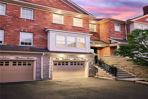 23 Golden Spruce Lane, Vaughan