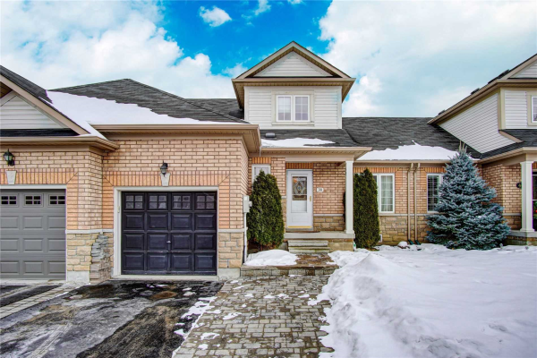 38 Meadows End Cres, Uxbridge