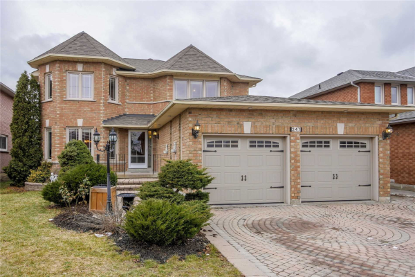 247 Mapes Ave, Vaughan