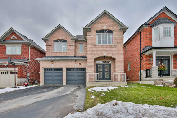 31 Peppertree Lane, Whitchurch-Stouffville