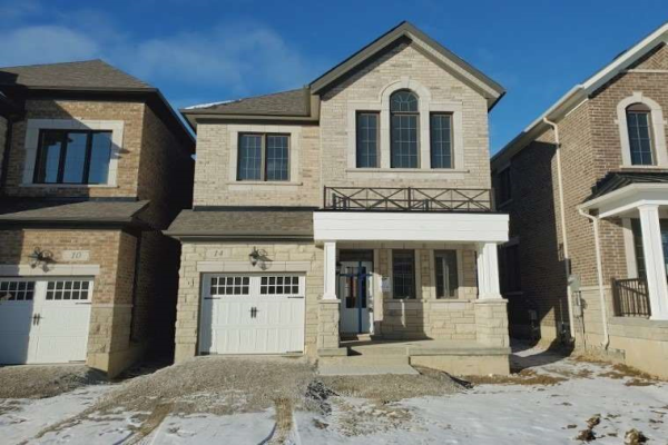 14 Morning Sparrow Dr, Vaughan