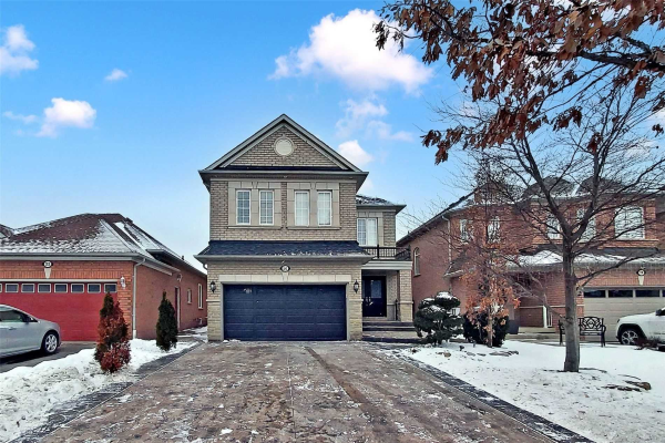 26 George Gale Rd, Vaughan