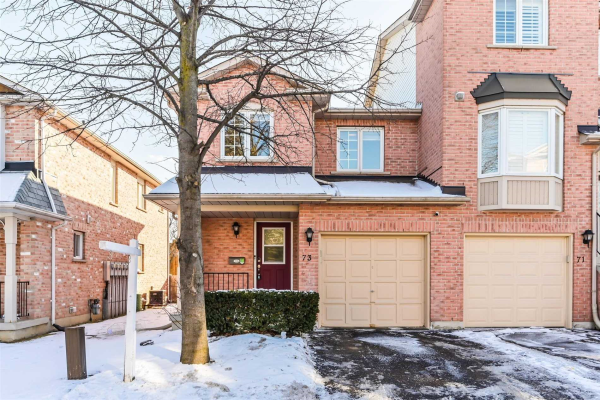 73 Rougehaven Way, Markham