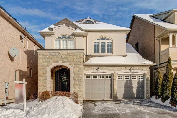 147 Silver Maple Rd, Richmond Hill