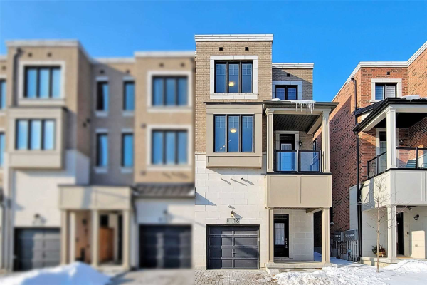 16 Hyderabad Lane, Markham