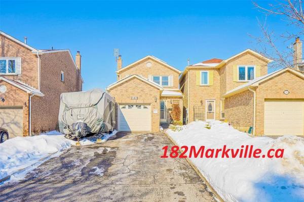 182 Markville Rd, Markham